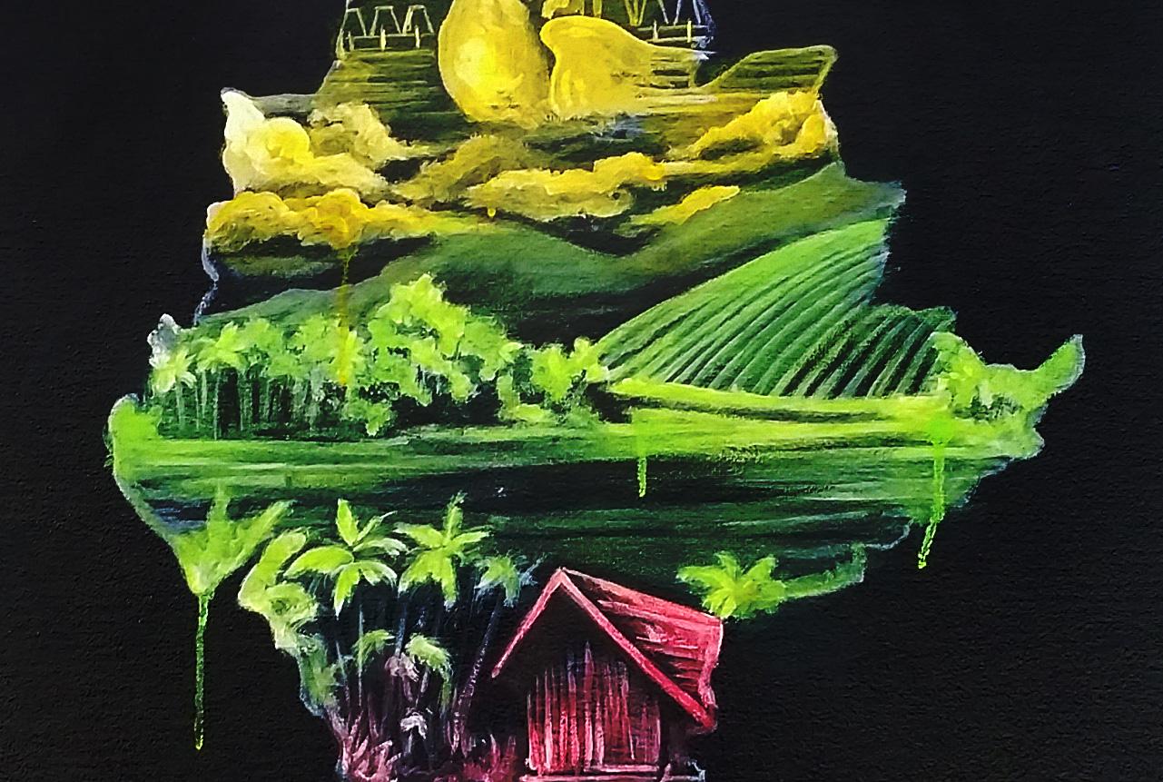 myanmar farm land burma