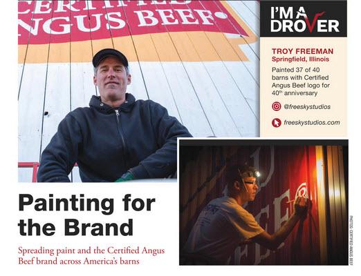 drover magazine article