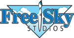 Free Sky Studios professional mural painting sign painting and commissioned art